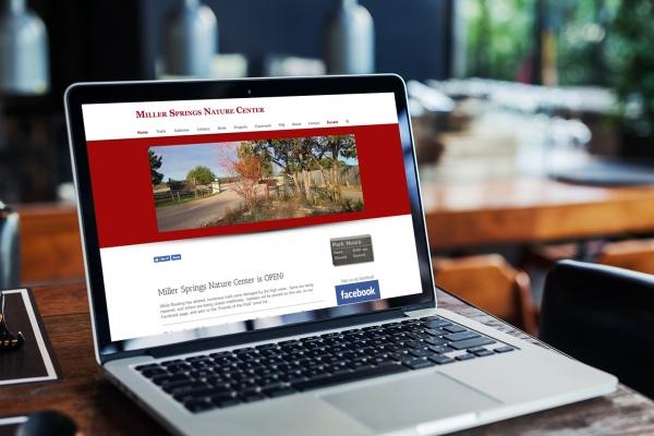 web design example