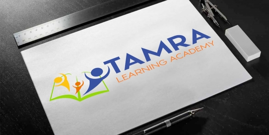 logo graphic design TAMRA