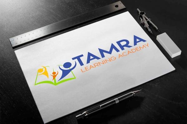 logo graphic design TAMRA